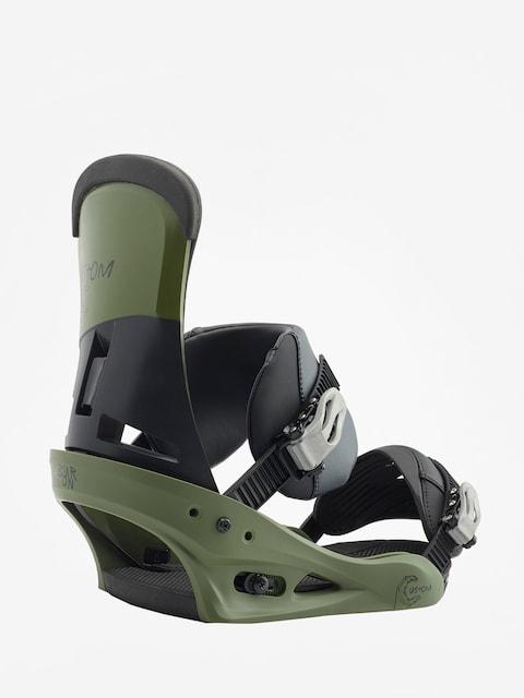 Snowboardová vázání Burton Custom (true grit)