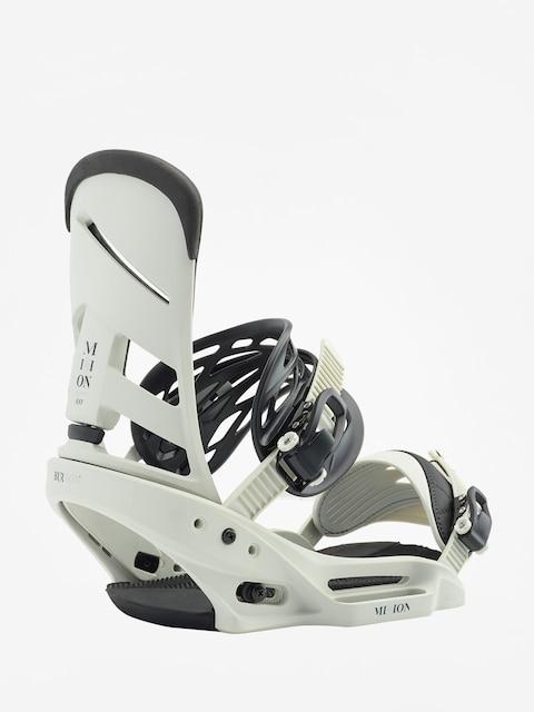 Snowboardová vázání Burton Mission Est (bone)