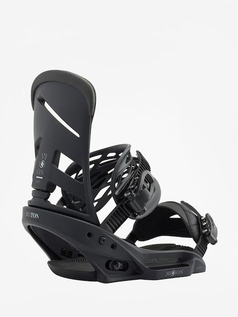 Snowboardová vázání Burton Mission Est (blackish)