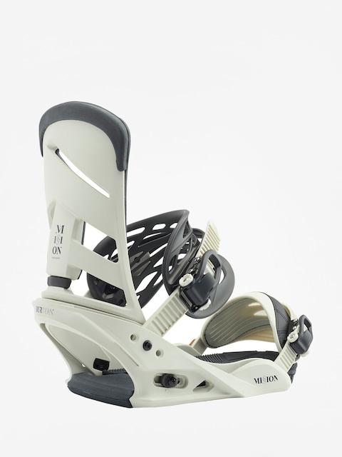 Snowboardová vázání Burton Mission (bone)