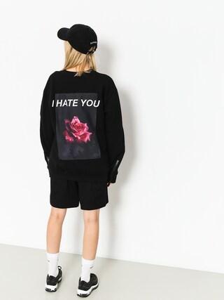 Mikina Majors I Hate You II Wmn (black)