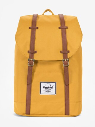 Batoh Herschel Supply Co. Retreat (arrowwood/tan synthetic leather)