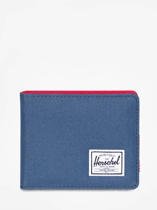 Penu011bu017eenka Herschel Supply Co. Roy Coin Rfid (navy/red)