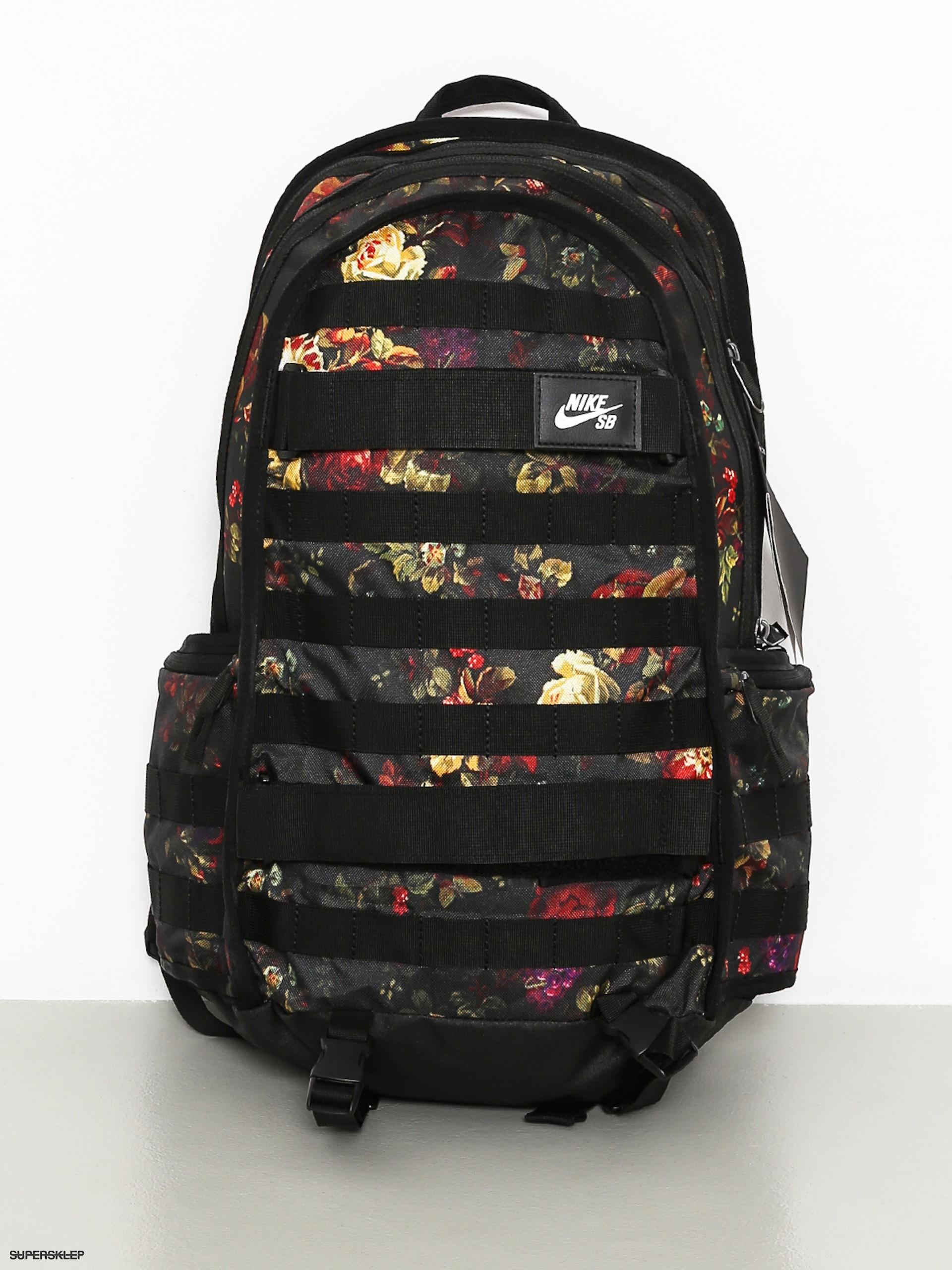 f9ceb02b2a Batoh Nike SB Sb Rpm Graphic (black black black)