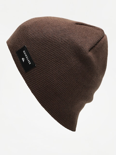 Čepice Quiksilver Cushy Beanie (chocolate brown)