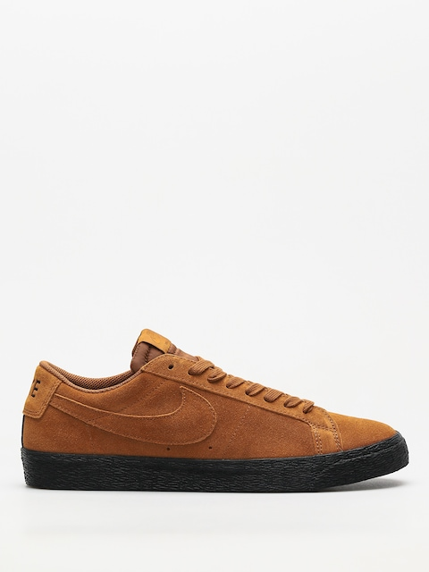 Boty Nike SB Sb Zoom Blazer Low (lt british tan/lt british tan black)