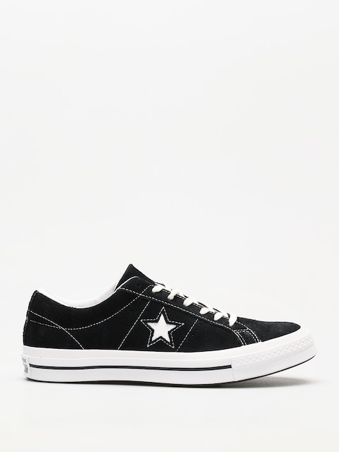 Boty Converse One Star 74 Ox (black/white/white)