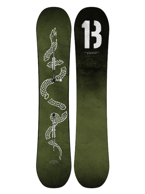 Snowboard Burton Descendant (multi)