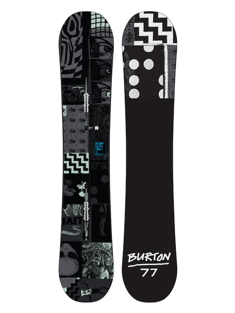 Snowboard Burton Amplifier (multi)