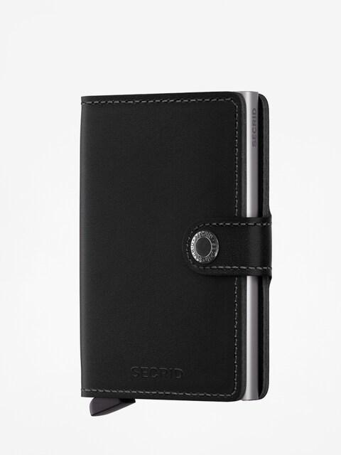 Peněženka Secrid Miniwallet (black)