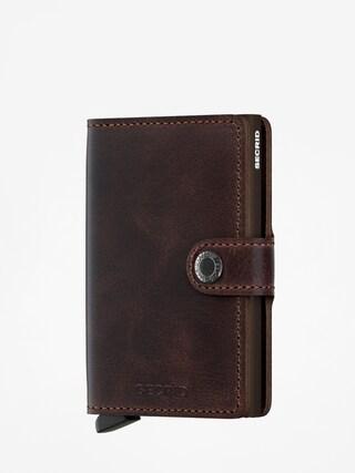 Peněženka Secrid Miniwallet (vintage chocolate)