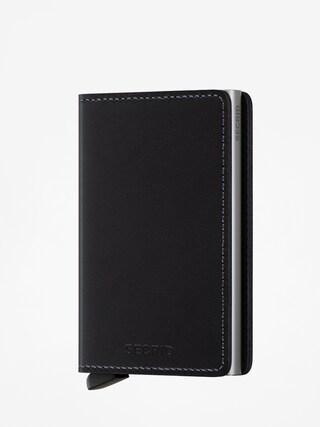 Peněženka Secrid Slimwallet (black)