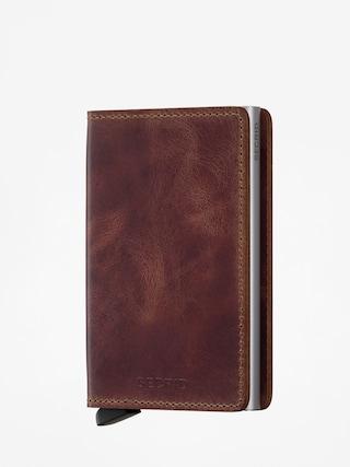 Penu011bu017eenka Secrid Slimwallet (vintage brown)