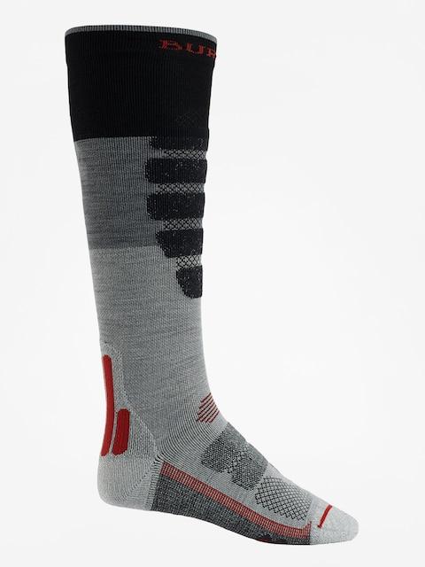 Ponožky Burton Performance + Lightweight (gray heather block)