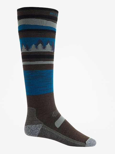 Ponožky Burton Performance Ultralight (vallarta blue)