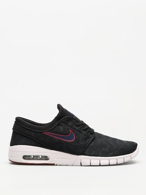 Boty Nike SB Sb Stefan Janoski Max (black/blue void)