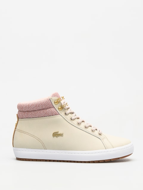 Boty Lacoste Straightset Insulatec 3182 Wmn (natural/white)