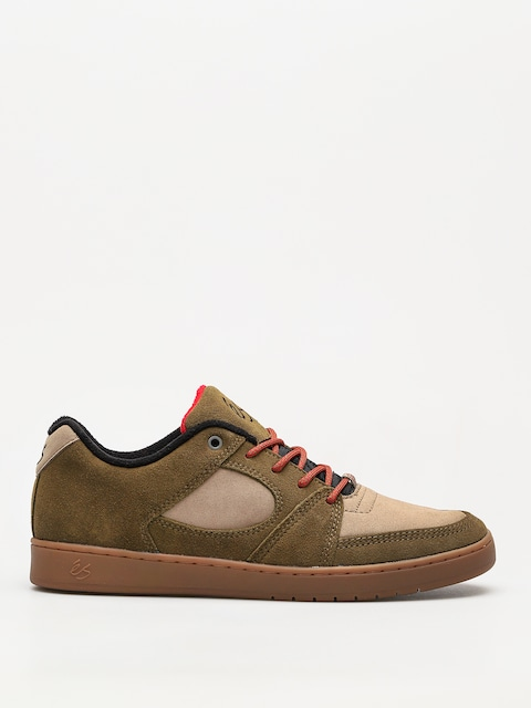 Boty Es Accel Slim (brown/tan/gum)