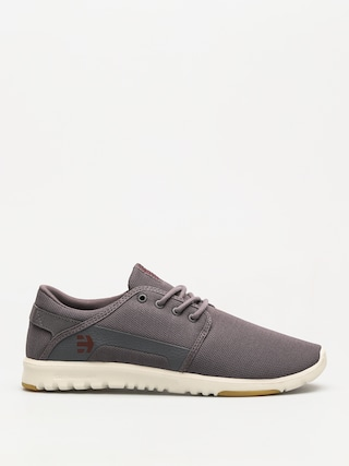 Boty Etnies Scout (dark grey/red)