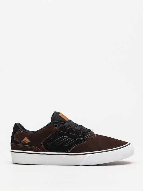 Boty Emerica The Reynolds Low Vulc (brown/black)