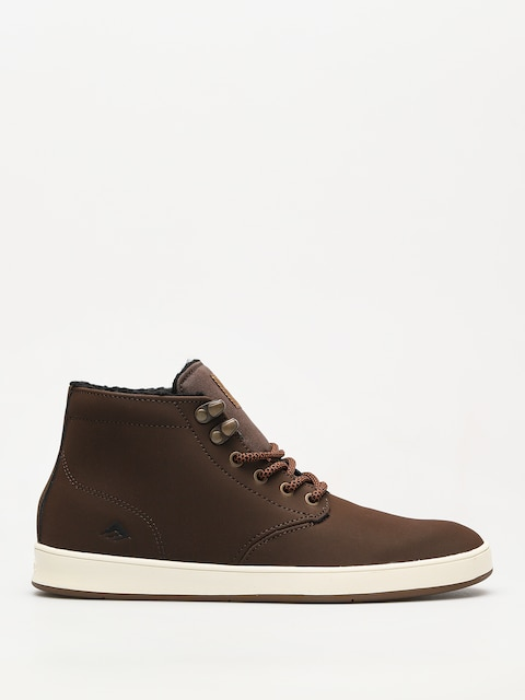 Boty Emerica Romero Laced High (brown)