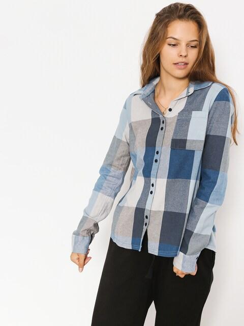 Košile Roxy Concretestreetc Wmn (dress blues square p)
