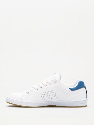 Boty Etnies Callicut Ls (white/blue/gum)