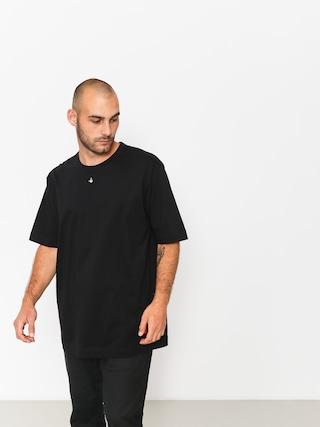 Tričko Stoprocent Middle (black)