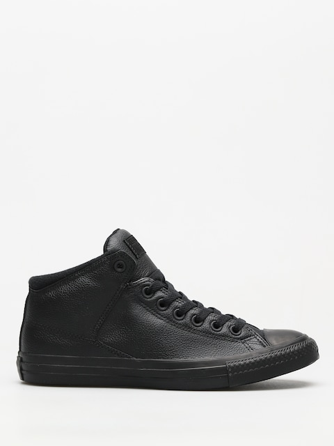 Tenisky Converse Chuck Taylor All Star High Street Hi (black/black/black)