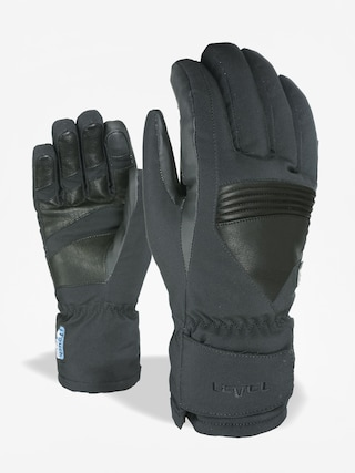 Rukavice Level I Super Radiator Gore Tex (black)