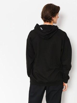 Mikina s kapucí DGK Levels HD (black)