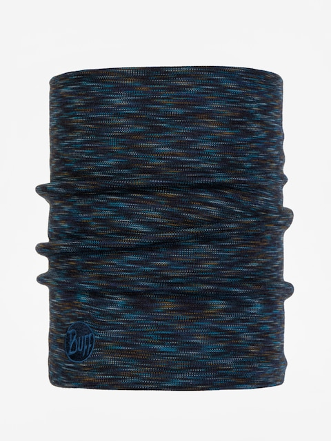Šátek Buff Hw Merino Wool (denim multi stripes)
