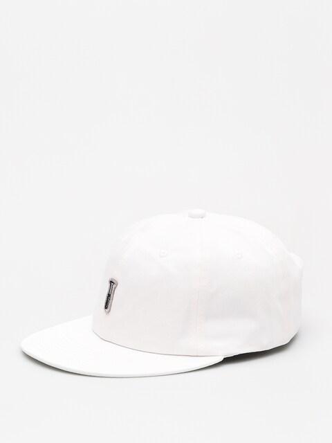 Kšiltovka  Diamond Supply Co. Fasten Unstructured 6 Pan Stra ZD (white)
