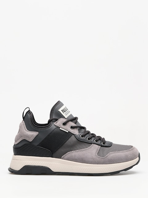 Boty Palladium Ax_Eon Army Runner (asphalt/anthracite/black)