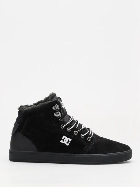 Zimní boty DC Crisis High Wnt (black/white/black)