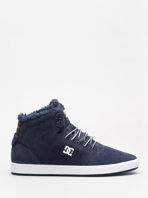 Zimní boty DC Crisis High Wnt (navy/khaki)