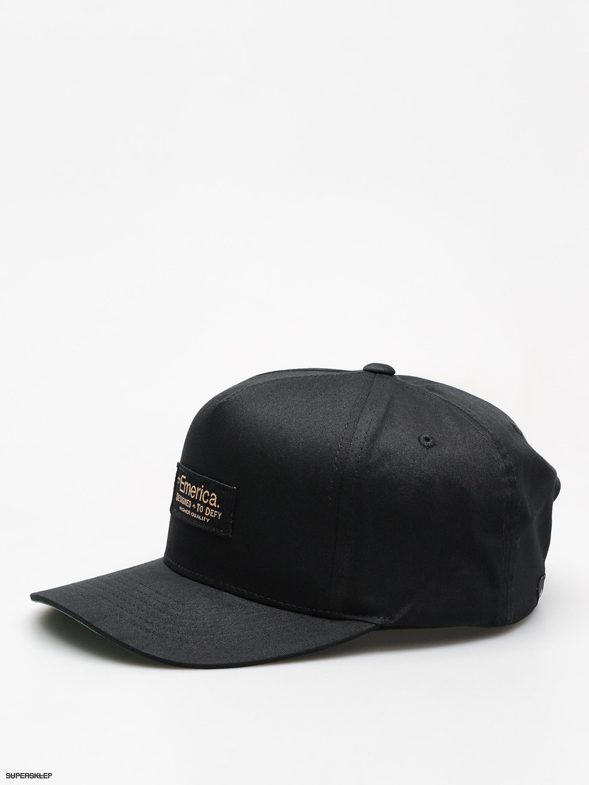 0f2c8c3fb50 Kšiltovka Emerica Defy Snapback ZD (black)