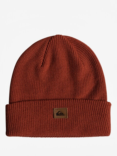 Čepice Quiksilver Performed Beanie (barn red heather)