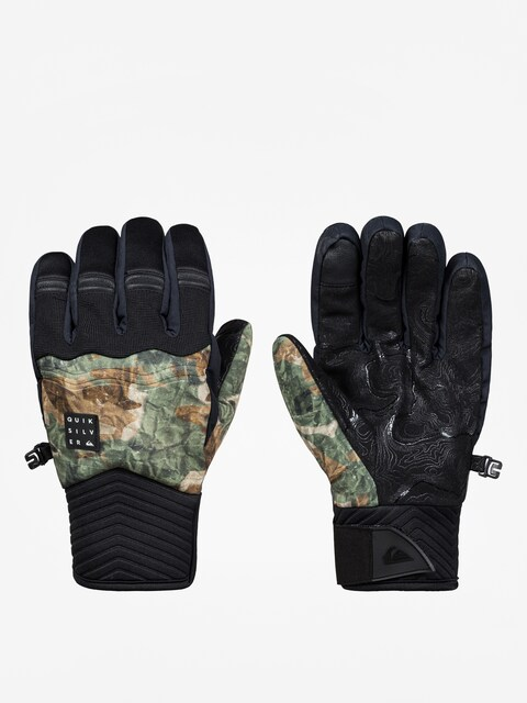 Rukavice Quiksilver Method Glove (tanenbaum grape leaf)