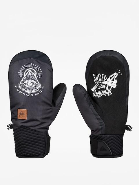Rukavice Quiksilver Method Mitt (mountain haze glove)