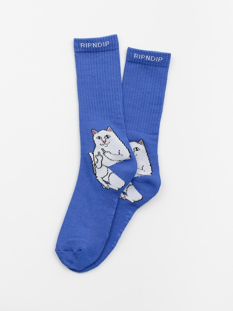 Ponožky RipNDip Lord Nermal (royal)