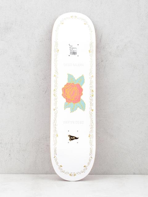 Deska Primitive Najera Arch Rose (white)
