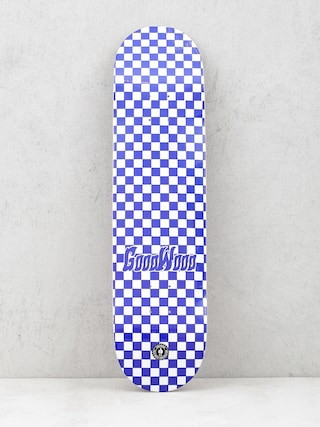 Deska Goodwood Checker (blue/white)