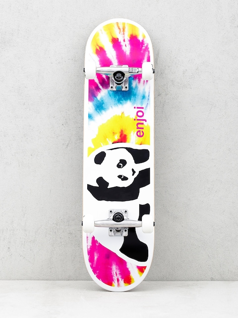 Skateboard Enjoi Negative Space (tiedye)