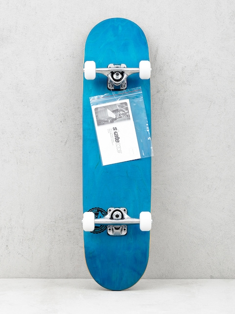 Skateboard Minilogo Brich 13 (chevron stamp blue)