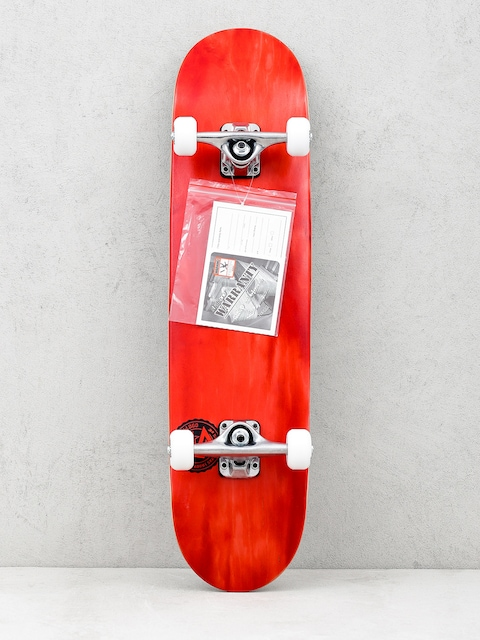 Skateboard Minilogo Brich 13 (chevron stamp red)