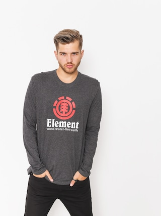Triko Element Vertical (charcoal heather)