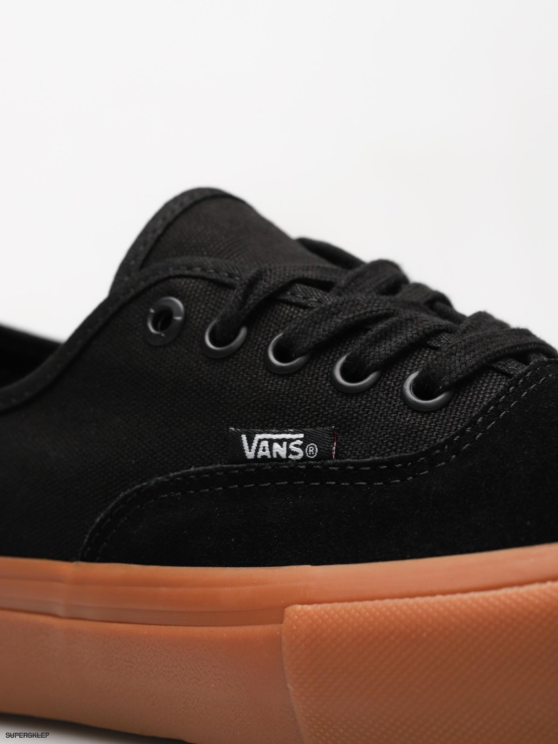 Boty Vans Authentic Pro (black classic gum) bddb94a92e4