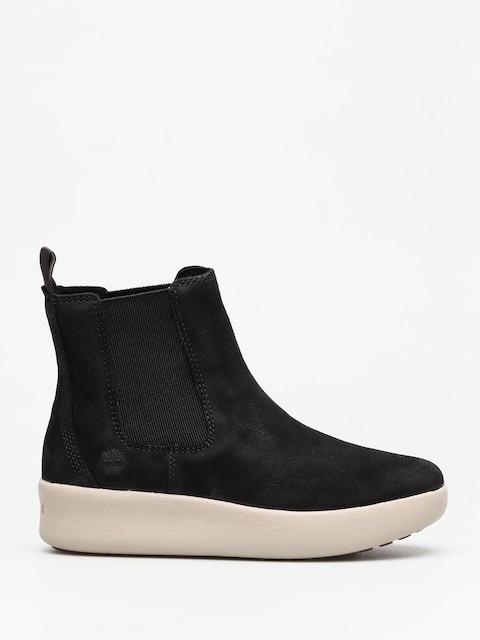 Zimní boty Timberland Berlin Park Chelsea Wmn (jet black)