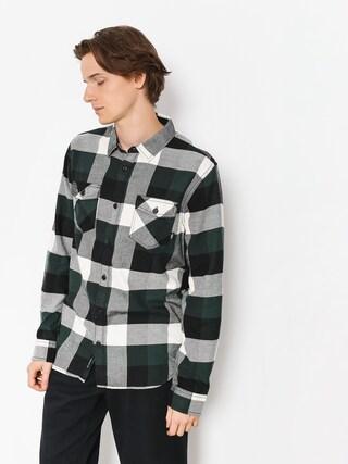 Košile Vans Box Flannel (darkest spruce/natural)